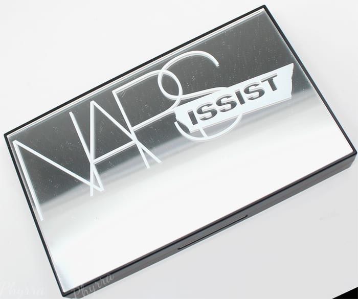 NARS NARSissist Matte/Shimmer Eyeshadow Palette Review and Swatches