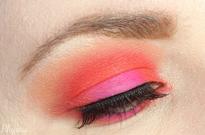 Bright Neon Makeup Tutorial