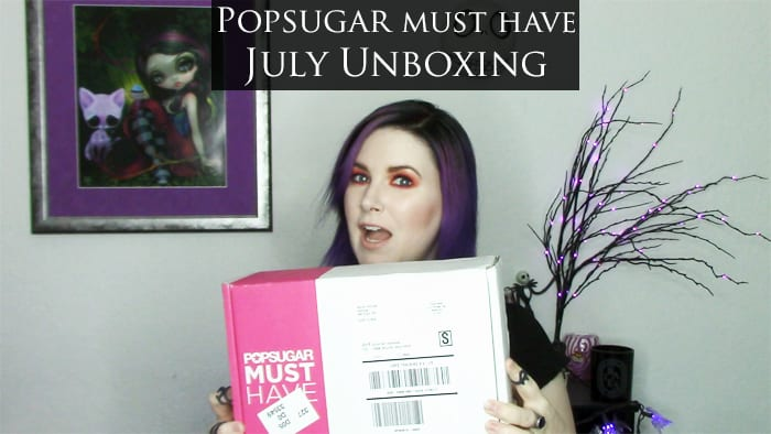 POPSUGAR Must Have July Box