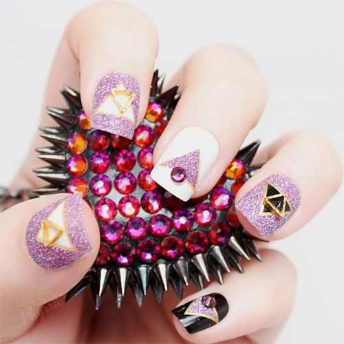 Static Nails Galaxy Nails Review
