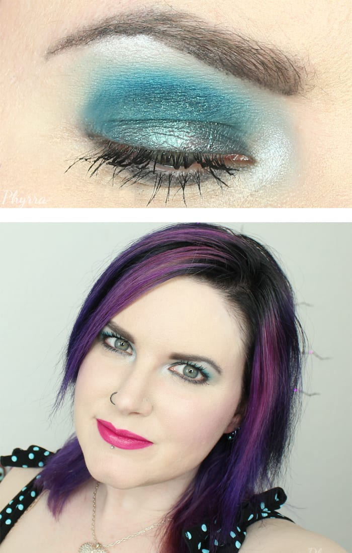 Makeup looks for hooded eyes
