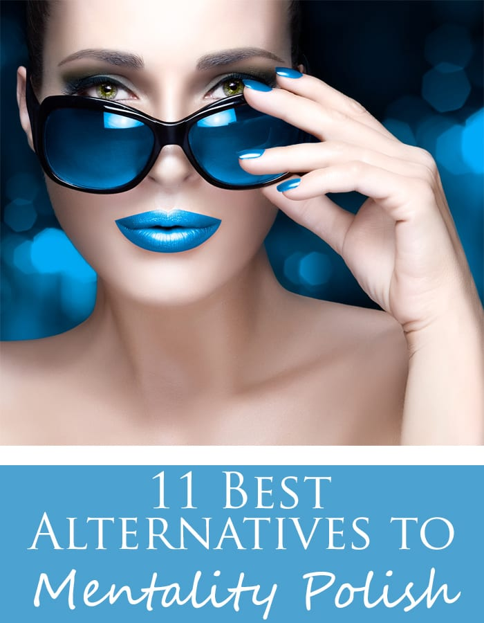 11 Best Indie Nail Polish Alternatives to Mentality Polish