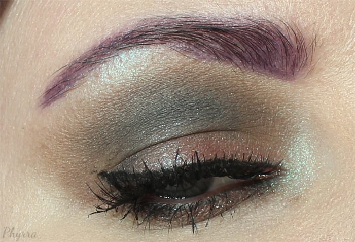 Wearing Colour Pop Adios, Tink, Kindness, Too Faced Chandelier and Sugarpill Lumi
