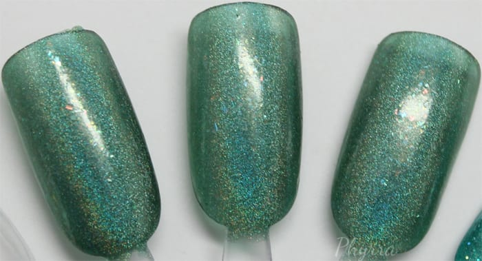 Literary Lacquers Bottletown swatch