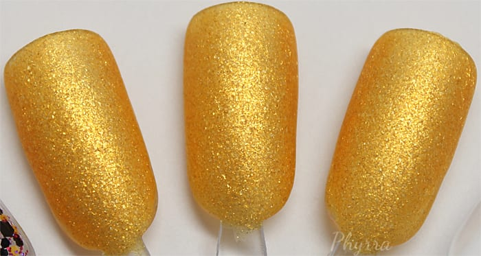 Literary Lacquers Curious Yellow swatch