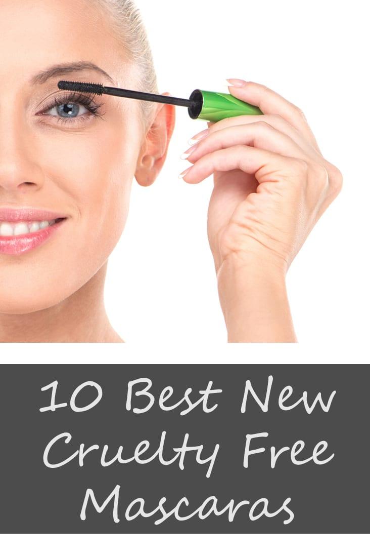 10 Best New Cruelty Free Mascaras