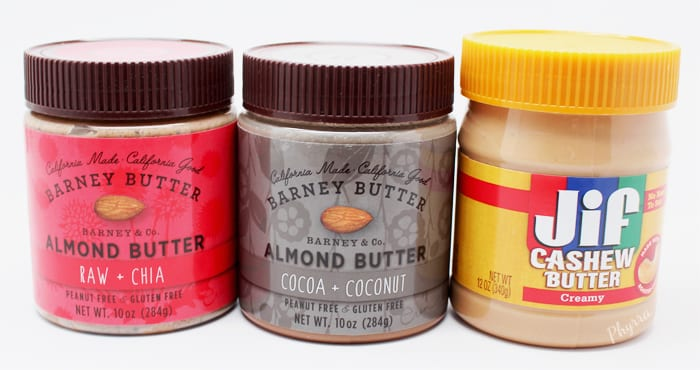 Nut Butter Obsession