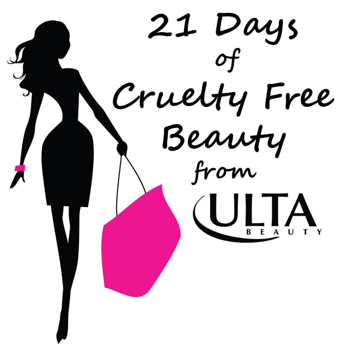 21 Days of Cruelty Free Beauty from Ulta Beauty