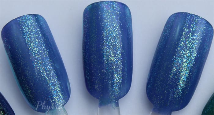 KBShimmer Talk Qwerty to Me + Breaking Blues