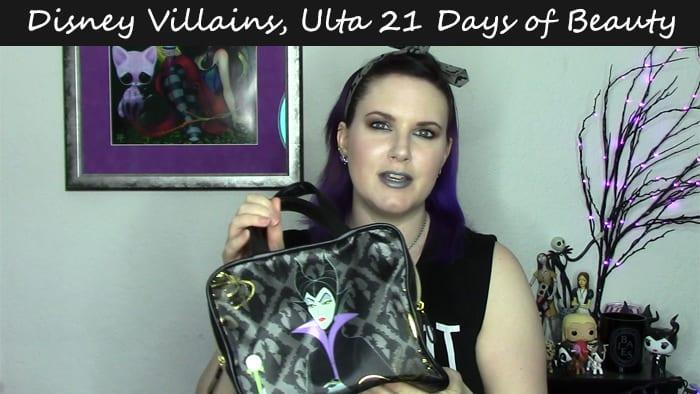 Soho Beauty Disney Villains, Ulta 21 Days of Beauty and More