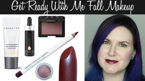 Get Ready With Me Fall Makeup Tutorial & Outfit