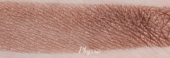 Japonesque Pixelated Copper Brown Swatch