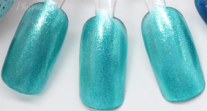 KBShimmer Talk Qwerty To Me swatch