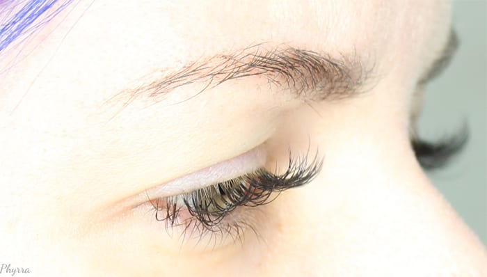 My Lash Extension Experience