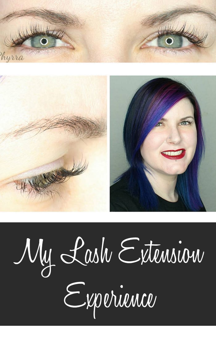 My Lash Extension Experience at Polished