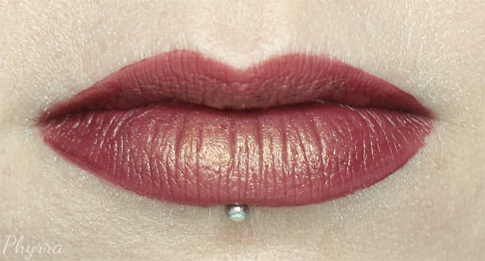 Nyx Vintage with OCC Hollywood on top