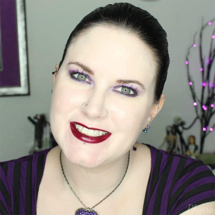 Obsessive Compulsive Cosmetics RTW in Black Metal Dahlia