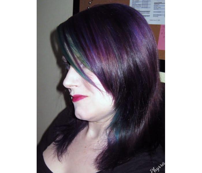 Oil slick hair trend with pravana vivids and locked ins plus oil slick hair solutioingenieria Choice Image