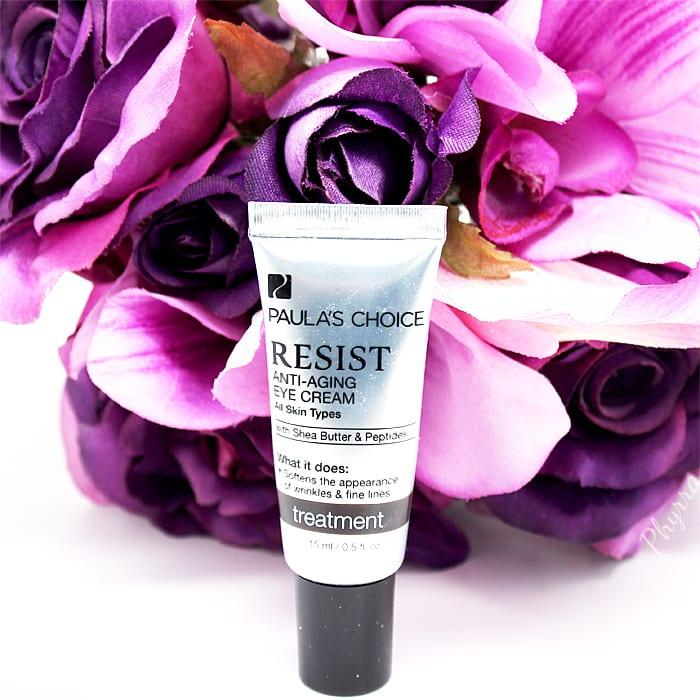 Paula's Choice RESIST Anti-Aging Eye Cream Review