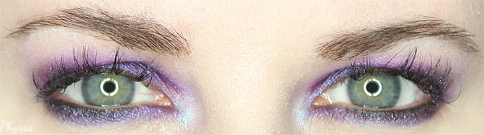 Purple Sugarpill Eyeshadow Tutorial