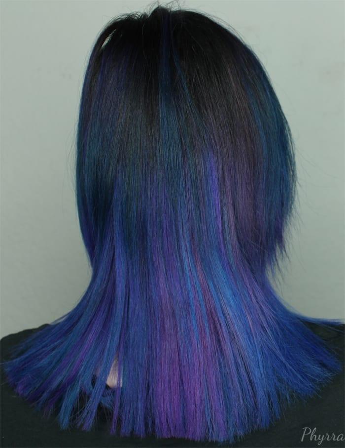 Oilslick Hair by Christian