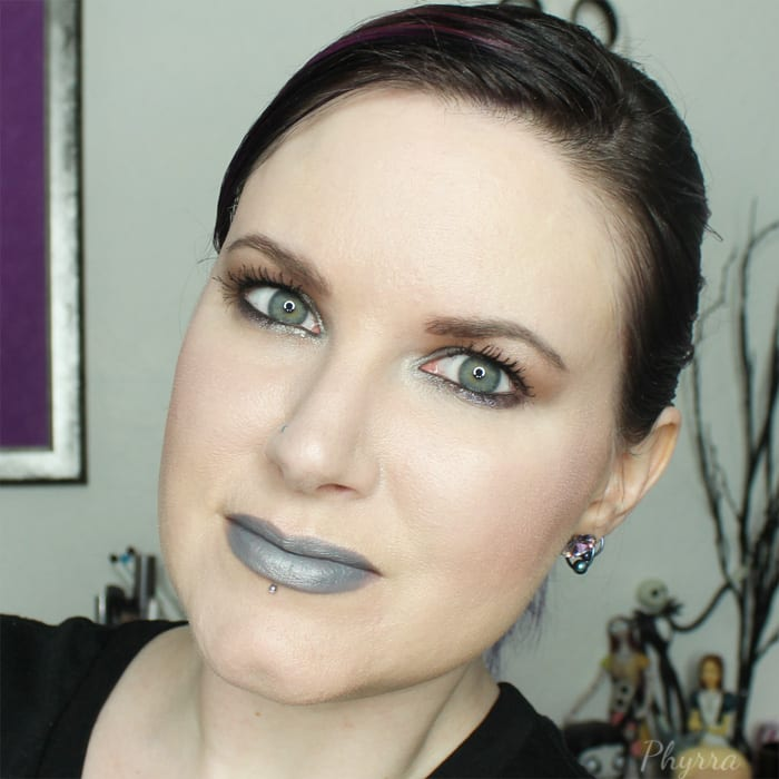 Manic Panic Lethal Glam Lipsticks in Alien and Stiletto