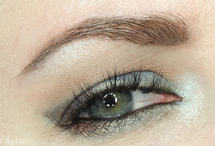 Makeup Geek Duochrome Eyeshadows Tutorial