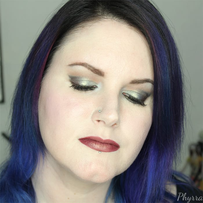 Wearing Cover FX Liquid Foundation in N0
