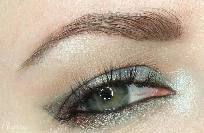 Wearing Makeup Geek Duochrome Eyeshadows