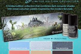 Sugarpill Edward Scissorhands Palette