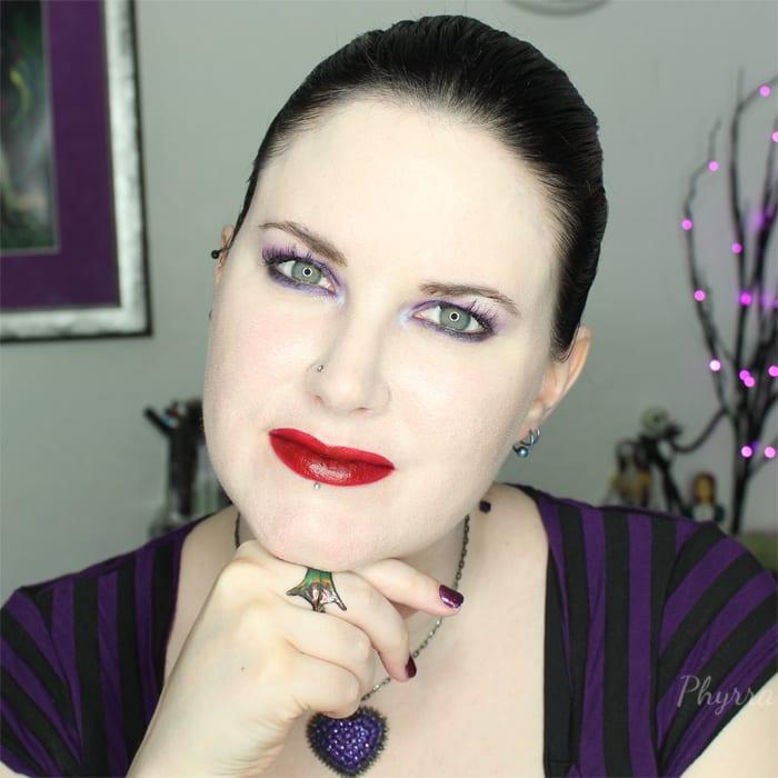 Urban Decay Matte Revolution Lipstick in Bad Blood