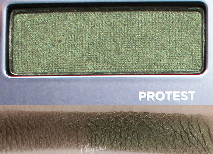Urban Decay Protest Swatch