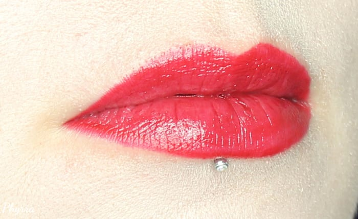 Youngblood Mineral Lipstick in Bistro swatch