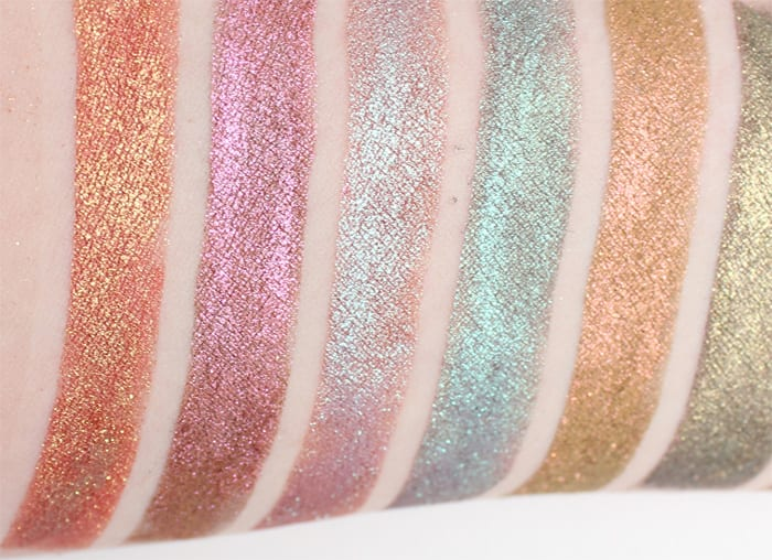 Aromaleigh Fatalis Collection Review and Swatches