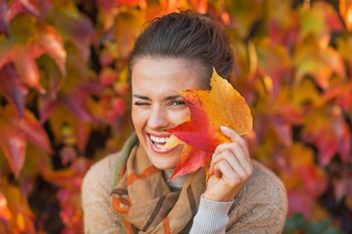 How do you change your facial skincare ritual for cooler months?