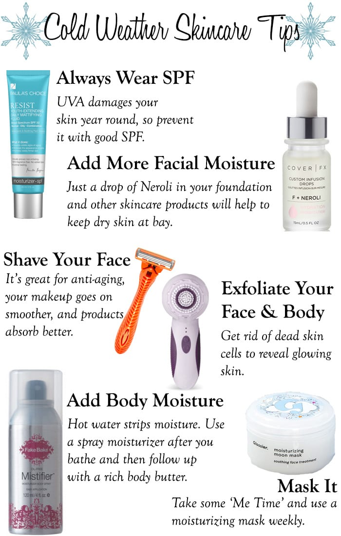 Best Ways to Transition from Autumn to Winter Skincare Tips! Keep your skin glowing year round!