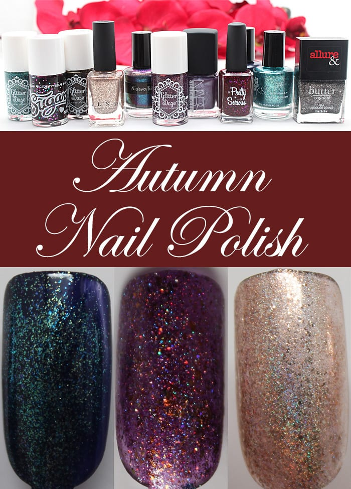 Top 10 Favorite Autumn Nail Polishes