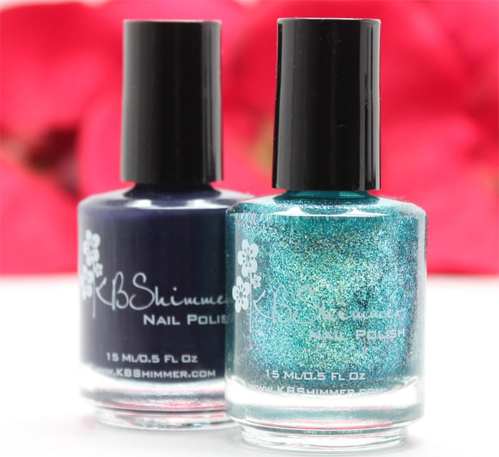 KBShimmer Soul Deep and Talk Qwerty to Me