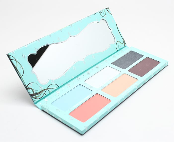 Sugarpill Edward Scissorhands Palette Review and Swatches