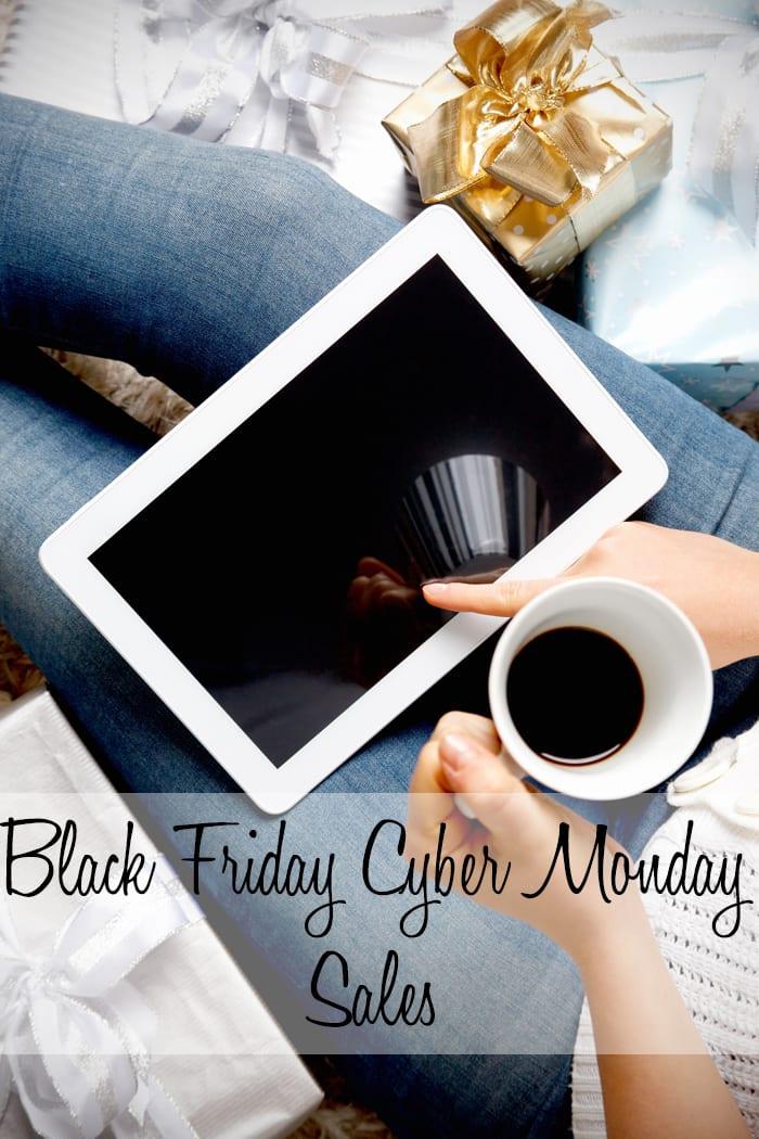 Black Friday Cyber Monday 2015 Sales