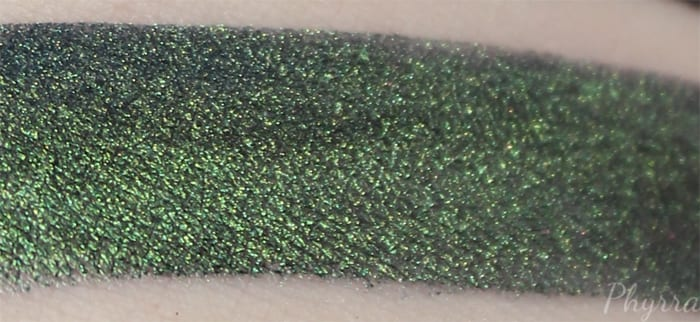 Femme Fatale The Girl Who Cried Monster swatch