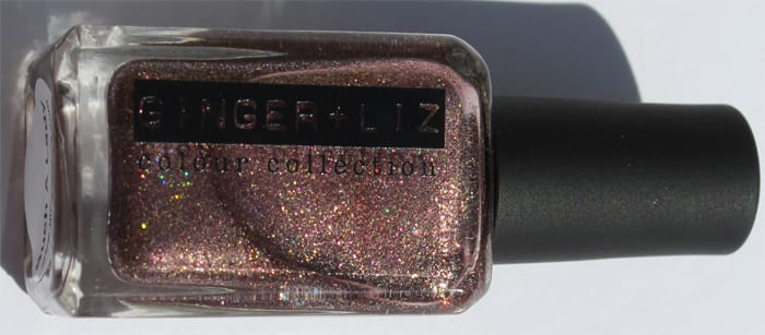 Ginger and Liz Such a Lady Nail polish