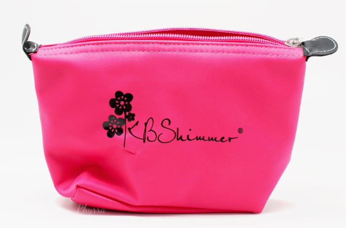 KBShimmer Gift with Purchase Bag
