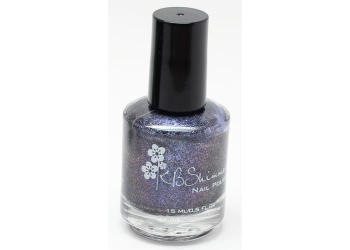 KBShimmer Claws and Effect nail polish