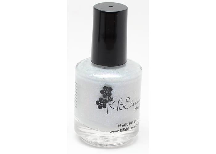 KBShimmer Fleece Navidad nail polish