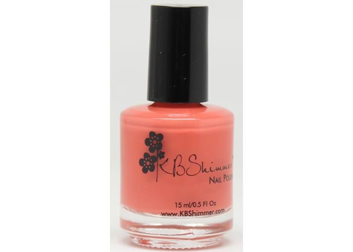 KBShimmer For Fox Sake nail polish