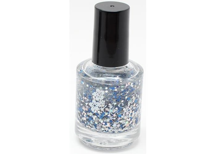 KBShimmer Oh Holo Night nail polish