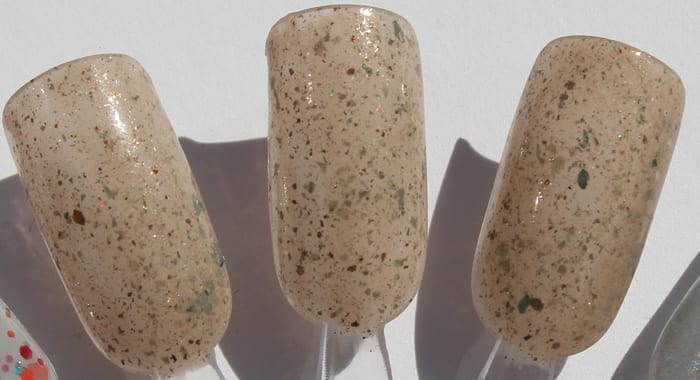 KBShimmer Owl Miss You swatch