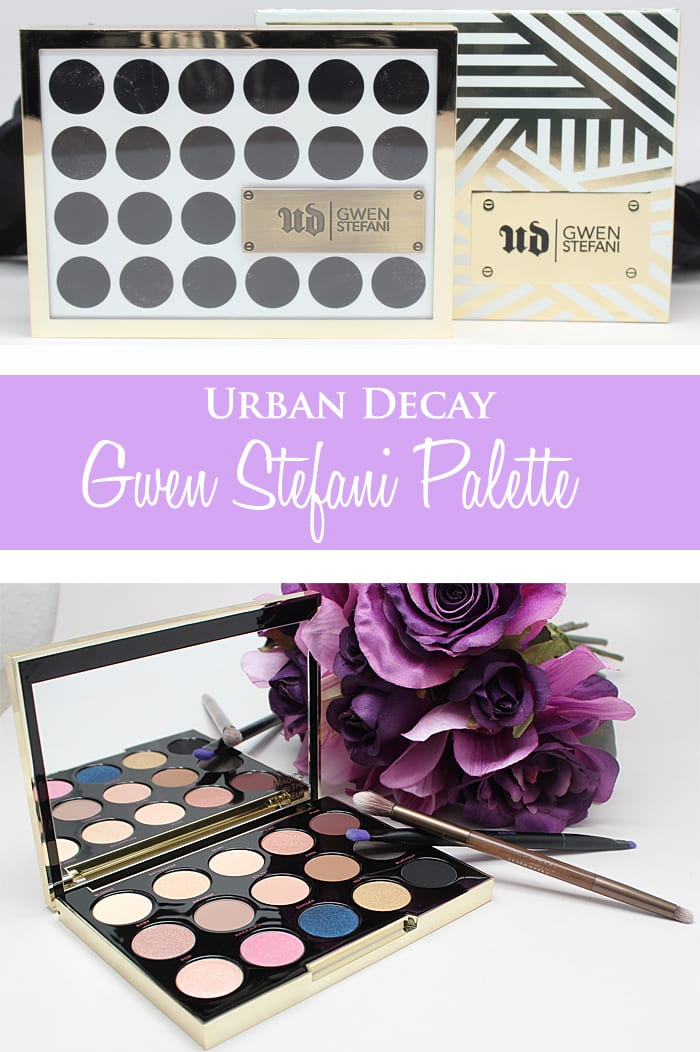 Phyrra brings you the Urban Decay Gwen Stefani Palette. She shares swatches, thoughts and recommendations.