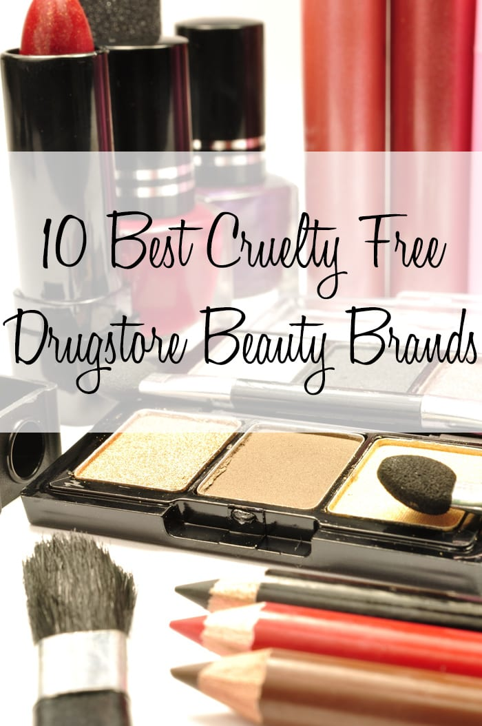 Cruelty free drugstore makeup